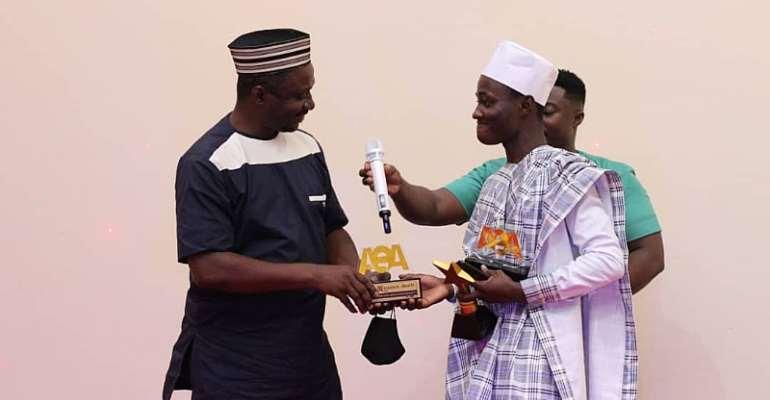 Sherifa Gunu, Obaasima Serwaa Akoto, Jeorge Wilson Kingson, others honored