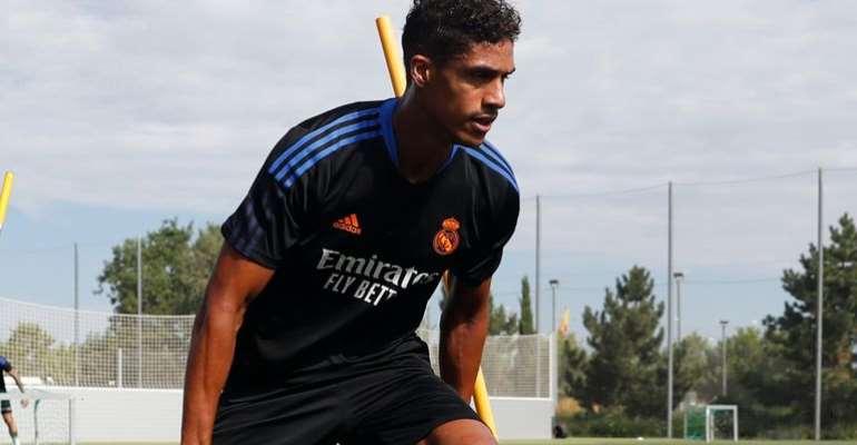 Man Utd agree fee with Real Madrid to sign Raphael Varane