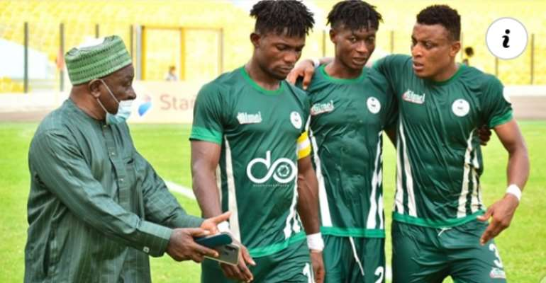 GHPL: Alhaji Grusah reveals why King Faisal had a poor 2020/21 campaign