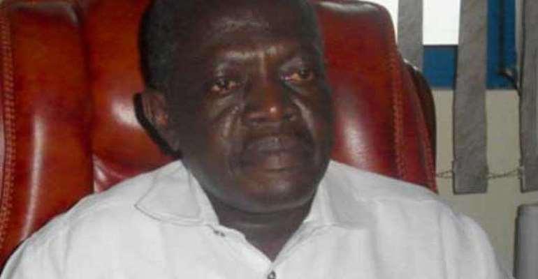Kingsley Owusu Achau