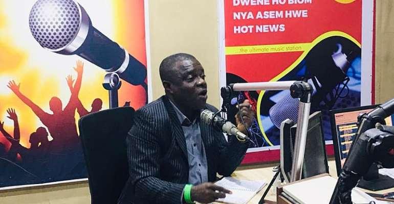 Barreto should bow his head in shame; he is a failure -Kotoko's Nana Kwame