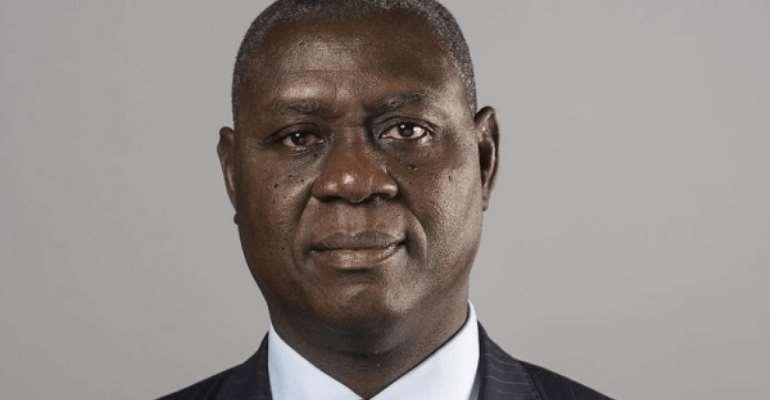 Chief Justice Kwasi Anin-Yeboah