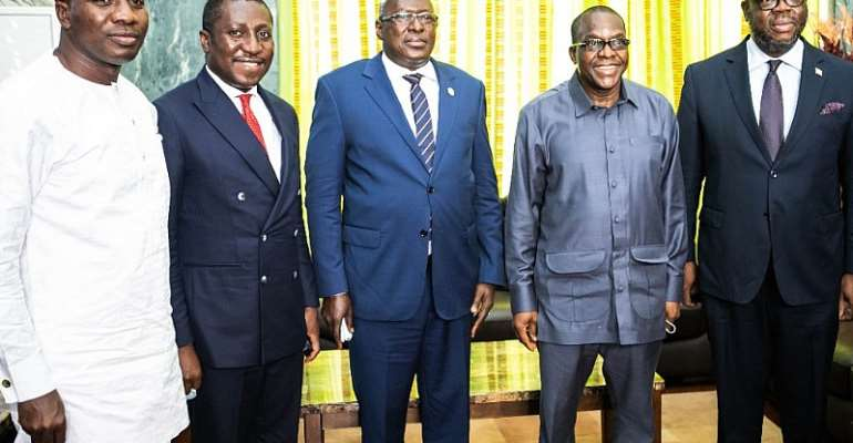 Bagbin to open ECOWAS Parliament Committees' meeting on telecommunication and information technology today