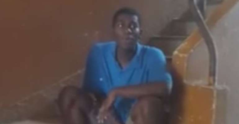 Gabon Boy Sounds Exactly Like Celine Dion [Video]