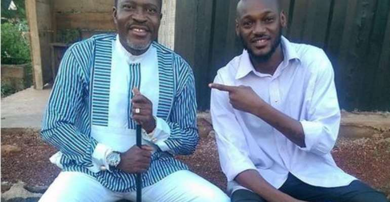 Singer, 2Baba Turns Actor, features in Professor John Bull