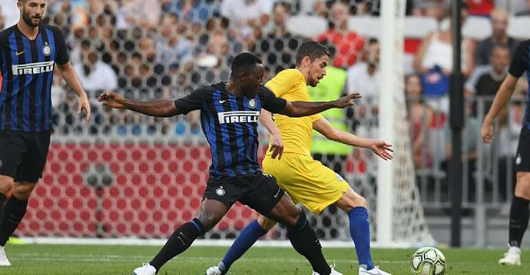 Chelsea Knocks Out Kwadwo Asamoah's Inter Milan From ICC