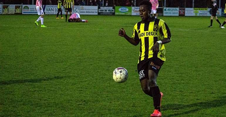 Promising Ghanaian Winger Completes Move To Greece Side Ergotelis