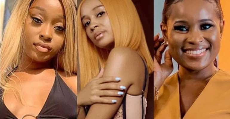 Efia Odo,Stephanie Benson And Sister Derby Diss Berla Mundi For Rape Victim's Poor Interview Done By Her