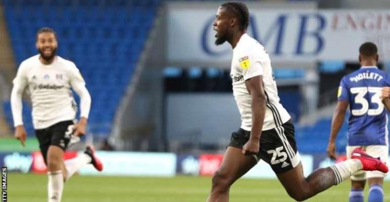 Josh Onomah's fourth goal of the season gave Fulham the lead at Cardiff City Stadium