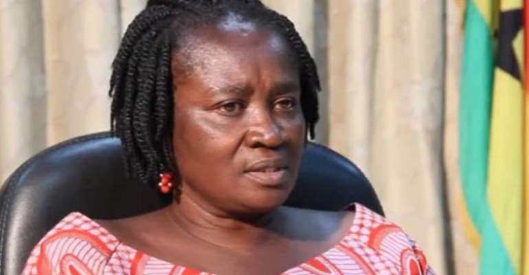 Jane Naana Sounded Like A Poet – Of NPP-USA Chairperson