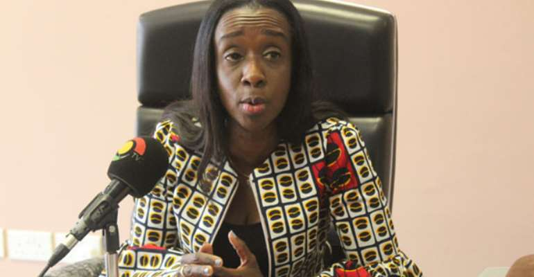 Delese Mimi Darko, CEO of FDA