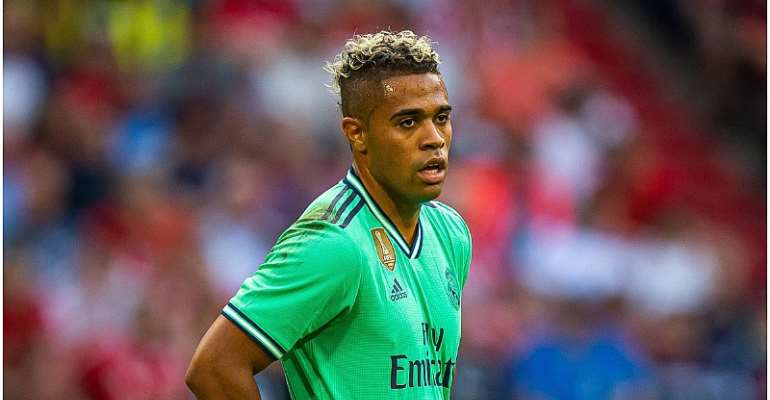 Real Madrid's Mariano Tests Positive For Covid-19, To Miss Man City Game