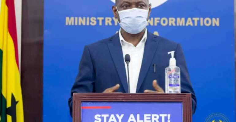 Ghana Begins Use Of Zinc, Zithromax For COVID-19 Treatment