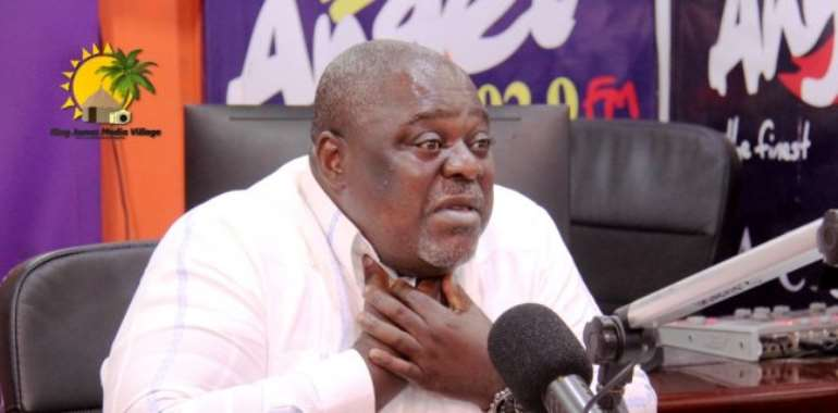 """""""I'll be a prime minister in Egypt"""" — Koku Anyidoho reacts to his expulsion from NDC"""
