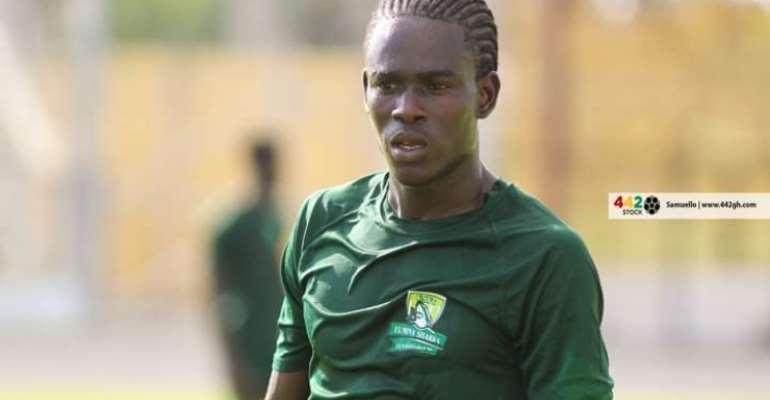 Asante Kotoko in talks to sign Elmina Sharks striker Benjamin Boateng - Reports