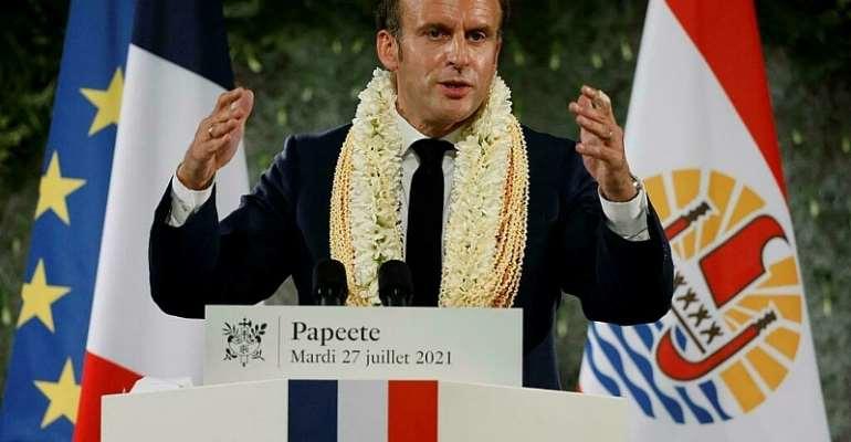 Ludovic MARIN AFP