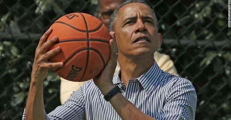 Ex-President Obama joins NBA Africa as strategic partner and minority owner