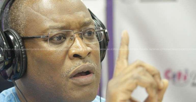 Supreme Court should have heard Assin North MP's citizenship case  – Segbefia
