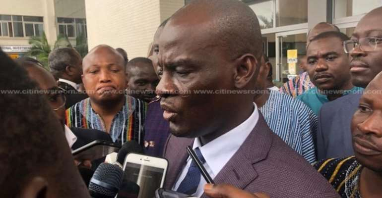 Minority vows to appeal judgement nullifying Assin North parliamentary polls