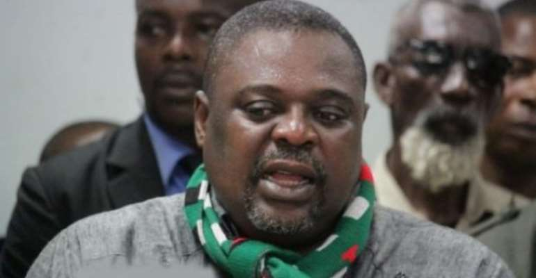 'There's entire jubilation in NDC over Koku Anyidoho's expulsion' – Asiedu Nketiah