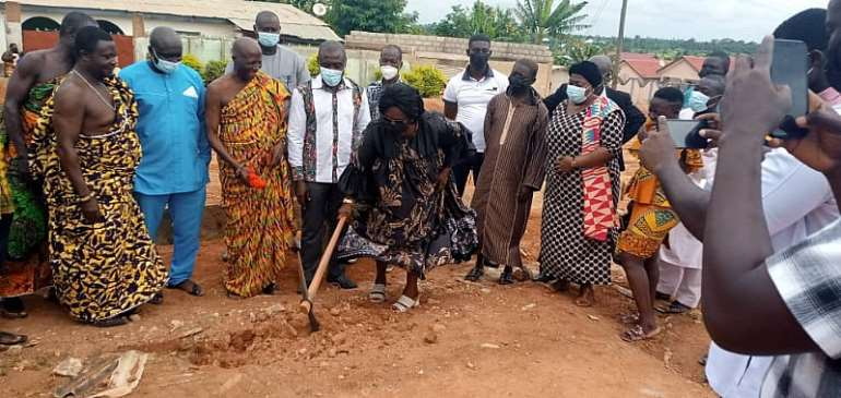 We're ready to offer lands for 1D1F to reduce unemployment — Gomoa Central MP to government