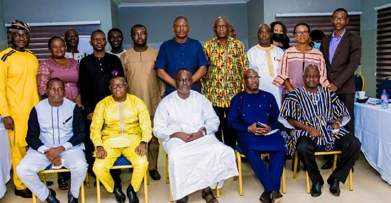 Star Ghana and NDA holds consultative meeting ahead of 2021 Northern Ghana Development summit