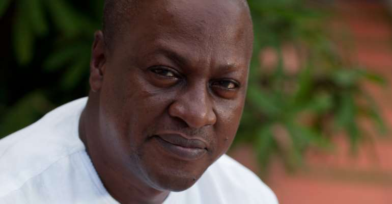 No, President Mahama cannot be classified as a serial philanderer