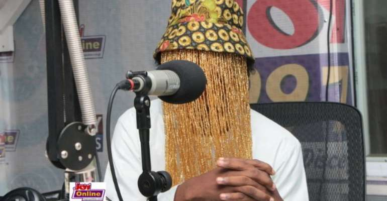 """Anas Launches New Documentary """"Chained By Begging"""""""