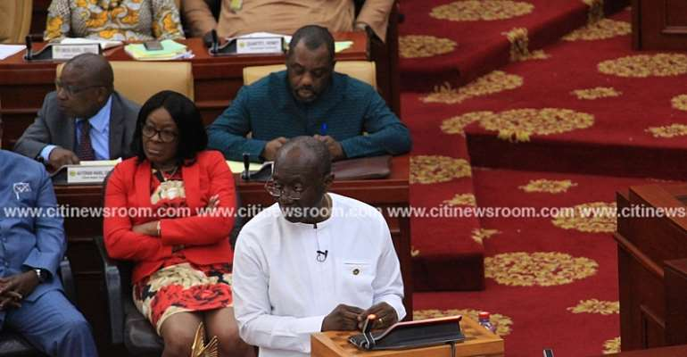 Elections Of MMDCEs For December 2019 – Finance Minister
