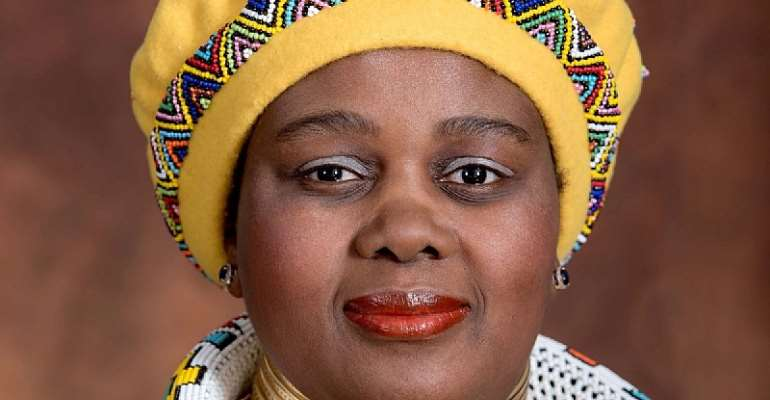 South Africa's New Tourism Minister Visits UN In New York
