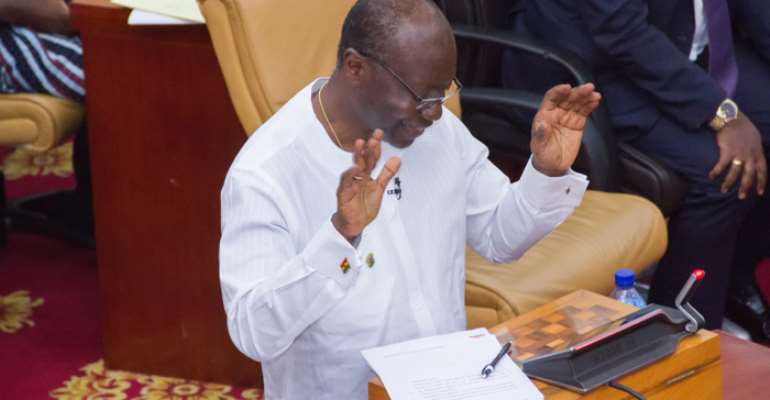 2020 Budget: Digitizing Tax Payments Is Good For Ghana