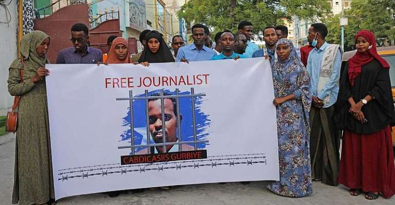 FESOJ Denounces Six-Month Jail Sentence Of Independent Journalist In Mogadishu Over Facebook Posts