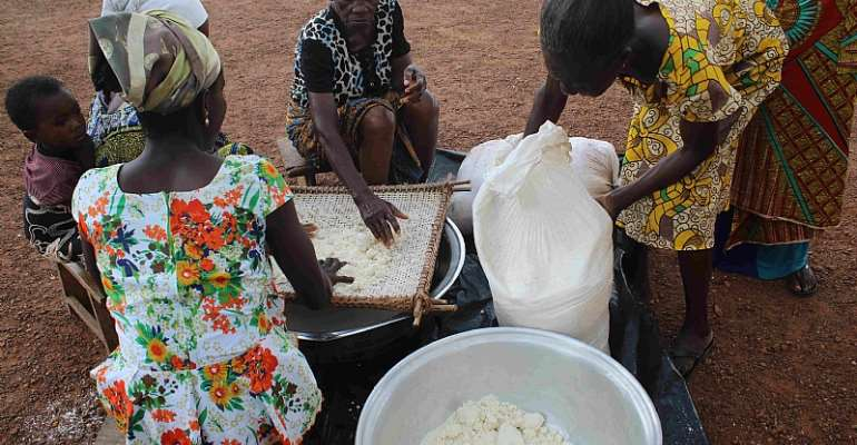 New Data On Poverty In Different Dimensions In Ghana Show Reduction Over Time
