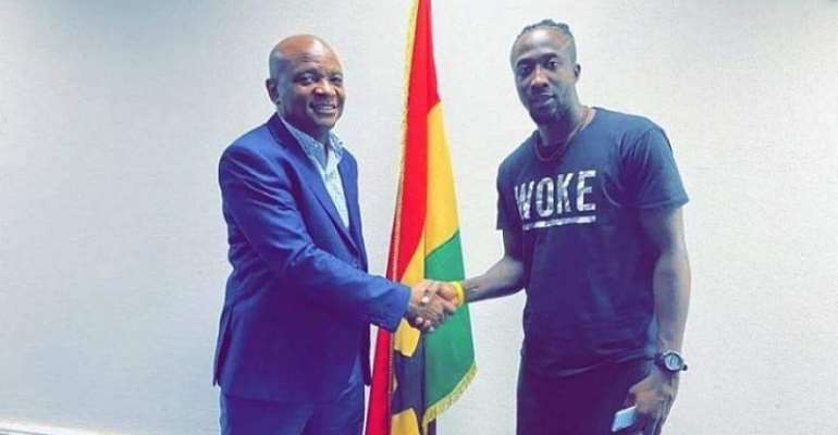 I Expected Better Facilities At Hearts of Oak, Says Nigerian Striker Ademola Kuti