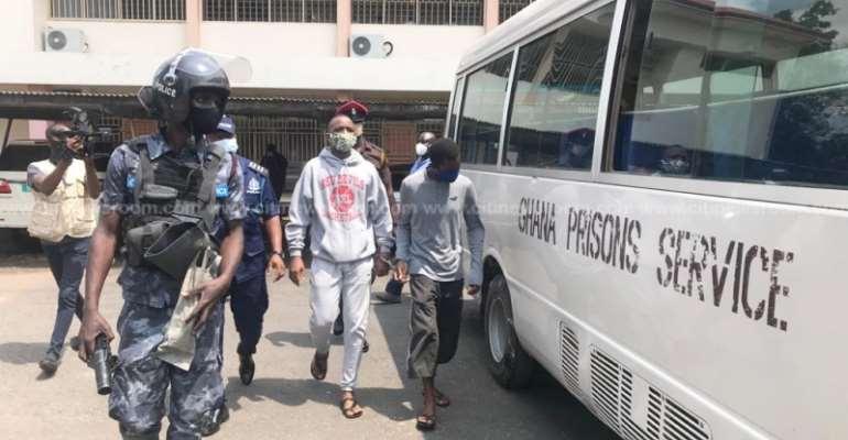 Takoradi Kidnappings: Jury Empanelled Ahead Of Trial Of Accused Persons