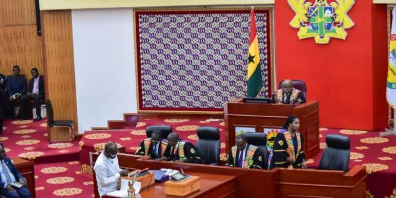 Govt's GHS11.8bn Supplementary Budget Approved
