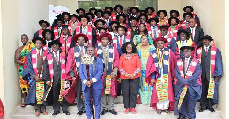 Ghana College Of Pharmacists Holds 2020 Virtual Graduation