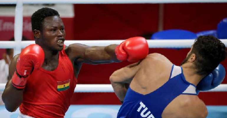 """Tokyo 2020: """"I lost but we are not out"""", says Shakul Samed"""
