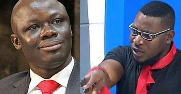 A prima facie determination as a pre-condition for removing CJ not grounded in law — ASEPA to Sampson Lardi Ayenini