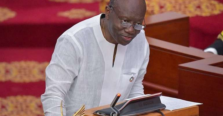We're managing Ghana's finances with 'competence' – Finance Minister