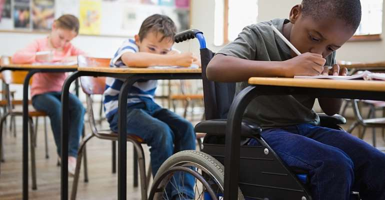 Teachers are inadequately trained to adapt curricula and teaching methods to include pupils with learning difficulties and disabilities.   - Source: shutterstock