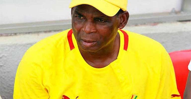 Ex-Asante Kotoko head coach Malik Jabir