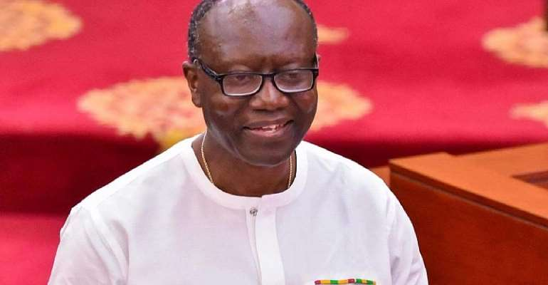 We're staying within appropriation limit – Finance Minister