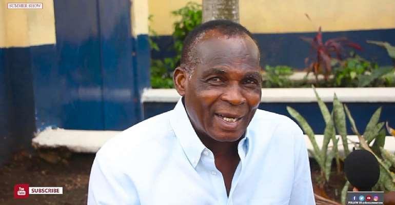 Former Kotoko player and head coach Malik Jabir