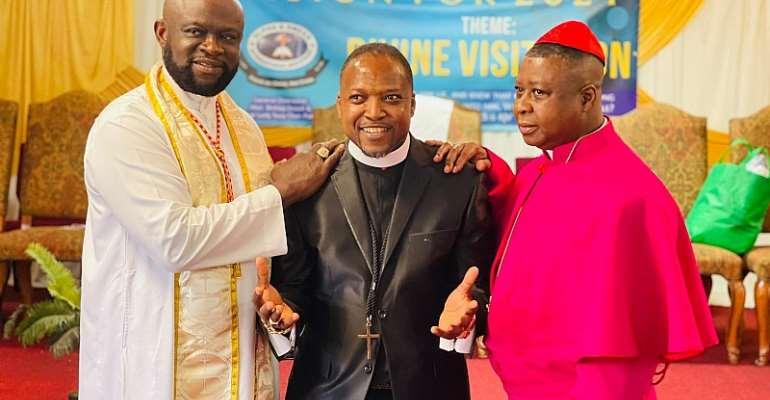 Evangelist Charles Nimmo Ntiamoah-Mensah
