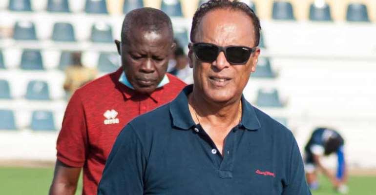 Adako Jachie training grounds unbefitting of Asante Kotoko - Mariano Barreto