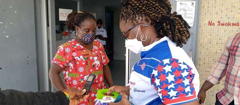 Liberia: Gender Ministry identifies with children in need