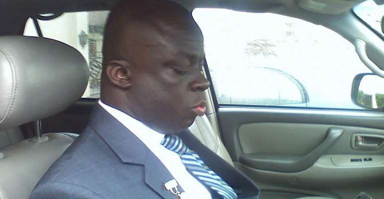 CJ $5m bribe: Lawyer Afrifa slapped with 9 charges of misconduct by GLC