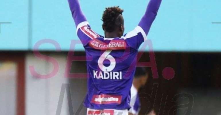 Austria Wien Reveals Why Kadiri Mohammed's Move To UAE Failed
