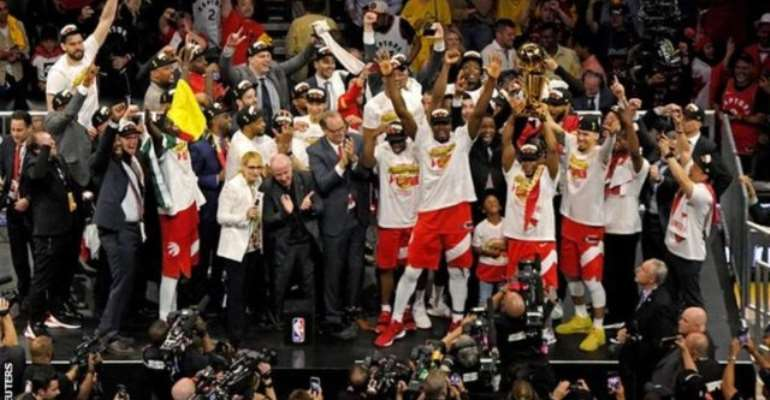How African Duo Catapulted Toronto Raptors To Historic NBA Title